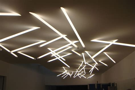 cool office lighting polycarbonate stick light on behance