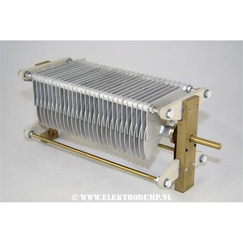 var capacitor variable capacitor 25 500 pf 3 5 kv elektrodump