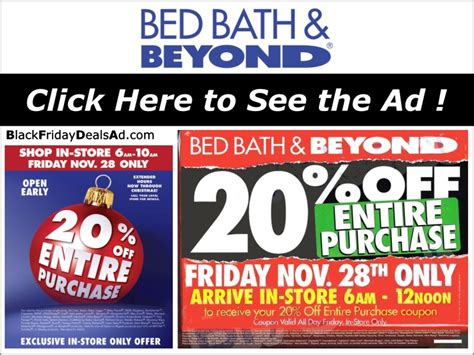 black friday bedding deals bed bath beyond 2018 black friday deals ad black