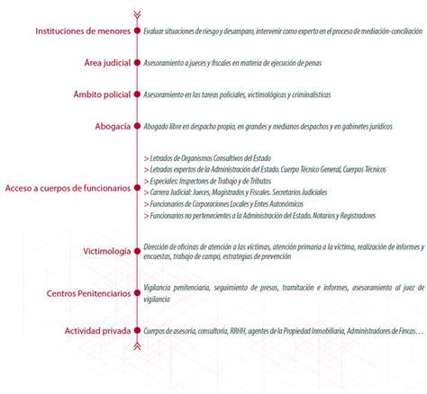 salidas profesionales sociologia doble grado en derecho criminolog 237 a t 237 tulo propio en