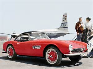 the vintage bmw 507 roadster history ruelspot
