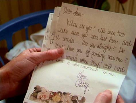 pattys love letters  sam charmed fandom powered