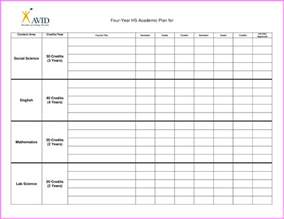 Semester At A Glance Template by Resume Business Template College Semester Planner