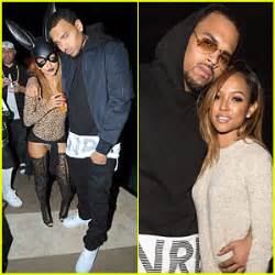 karrueche tran pregnant chris browns girlfriend preparing her life 2014 october 21 just jared page 2