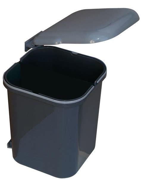 poubelle de porte de cuisine poubelle de cuisine encastrable 15 litres cacpo001