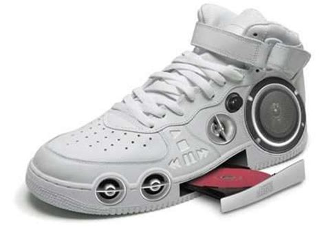 Sepatu Basket And1 musical shoes the gangster cd stereo sneaker plays your
