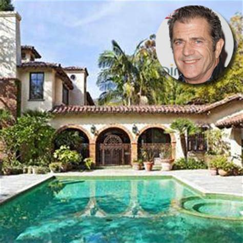 actors houses mel gibson stately celebrity homes for sale this old house