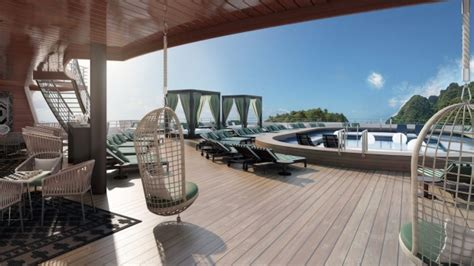 boat deck chairs australia pacific aria and pacific eden p o s new luxe ships offers