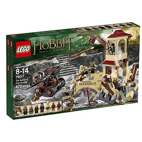 Toys Lego The Hobbit The Battle Of The Five Armies 79020 awesome lego the battle of the five armies hobbit set