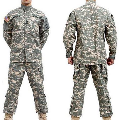 Acu Uniform Army Combat Uniform Pants Jackets And   bdu acu camouflage suit sets army military uniform combat