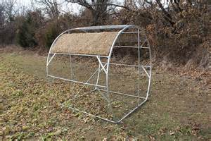 hay bale blind hunters choice bale blind rogers sporting goods