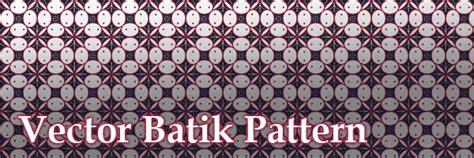indonesian batik pattern vector free vector indonesian batik pattern 04 artfans design