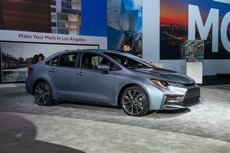 2020 Toyota Corolla by 2020 Toyota Corolla Hybrid 50 Mpg Hybrid Tech For A New