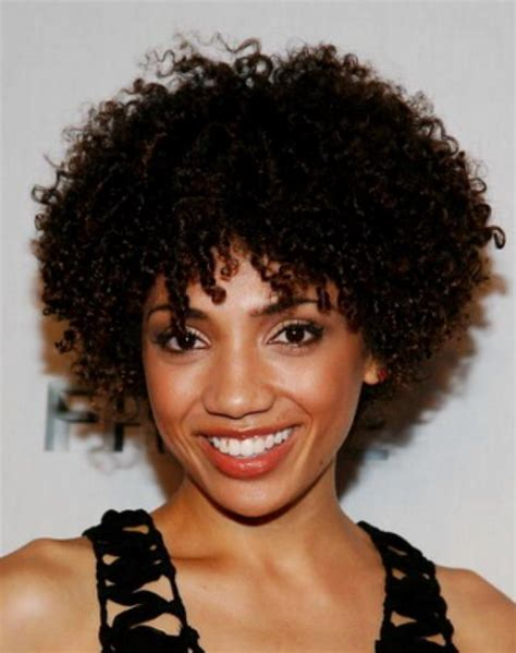 short fro short curly natural hair styles
