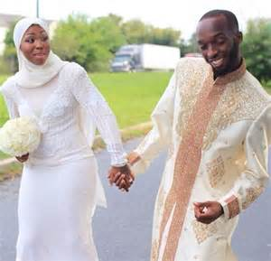 Sayings For Bride And Groom 23 Beautiful Black Muslim Wedding Couples Images For Inspiration
