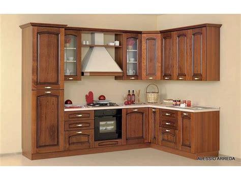cucine fallimenti promo cucina quot ninfa quot angolare in legno cucine