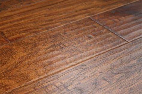 engineered hardwood flooring hand scraped ebay