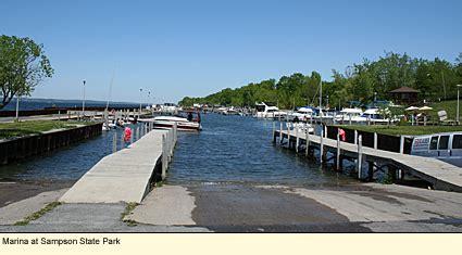 seneca lake boat launch community page for romulus