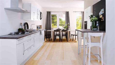 cuisine équipée avec ilot 1397 cuisine 233 quip 233 e sur mesure urbantrott