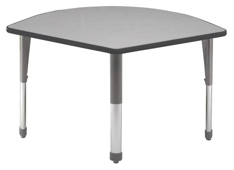 Table Ls 50 by Smith System Interchange 3 2 1 Ls Adjustable Height Table
