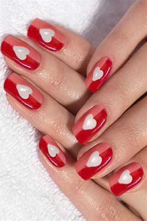 nail for valentines 10 pretty s day nail designs