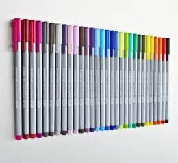 Triplus fineliner 30 pack color pen set by staedtler nova68 modern