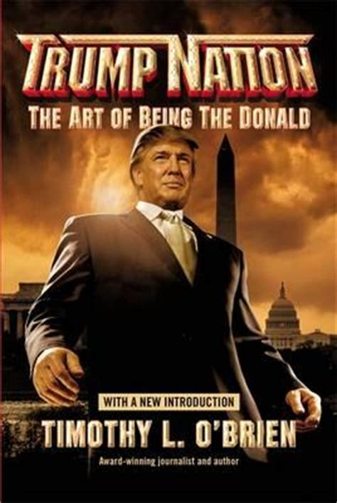 the of donald books nation timothy l o brien 9780446696173