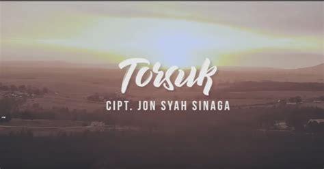 lirik lagu torsuk cover ycf team toba lirik