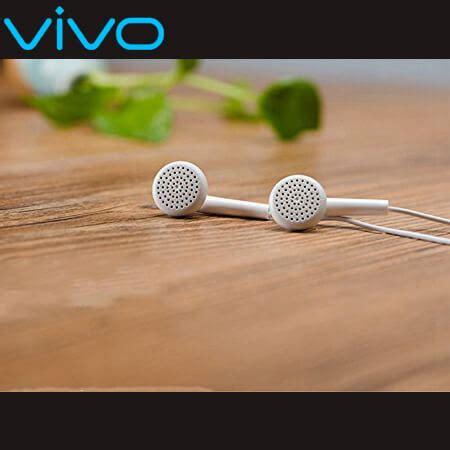 Handfree Vivo Original vivo earphone original high quality sound with mic