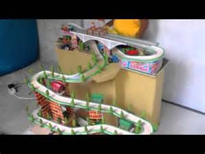 Cardboard Track Parking Hot Wheels Garage   YouTube