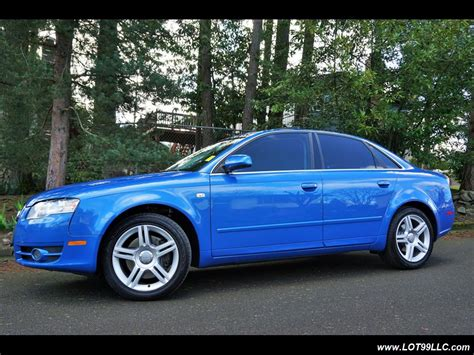 audi a4 2007 for sale 2007 audi a4 2 0t quattro german cars for sale