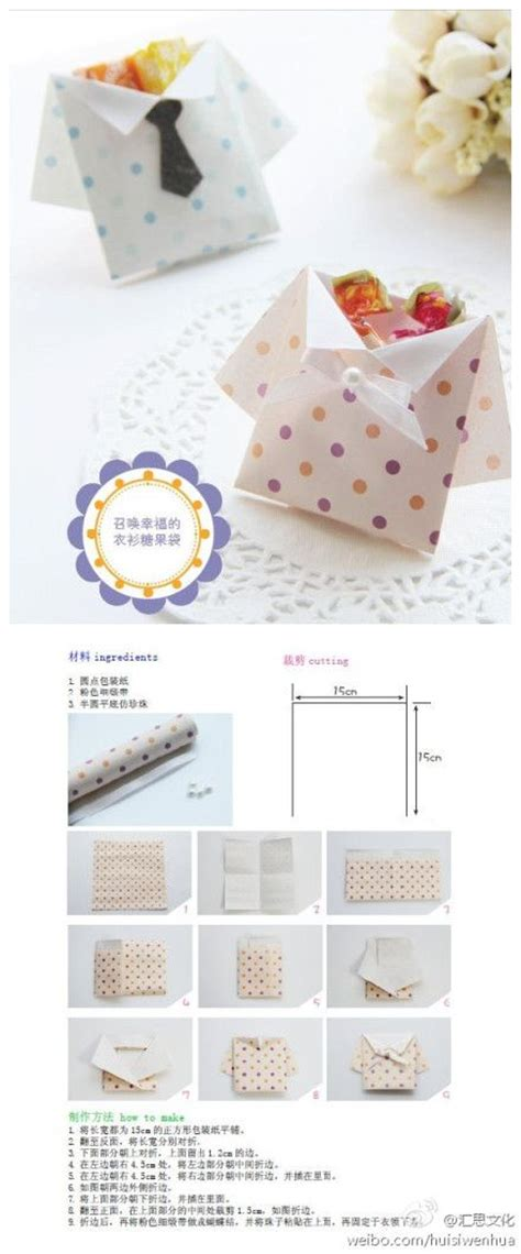 Origami Shirt Box - the world s catalog of ideas