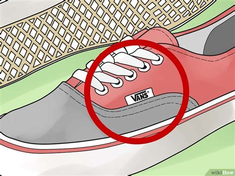 Harga Kasut Vans The Wall come riconoscere le vans false 8 passaggi illustrato