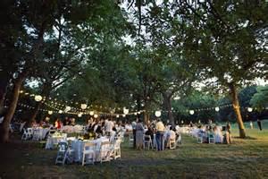 Backyard Venues Bohemian Dallas Wedding Ruffled