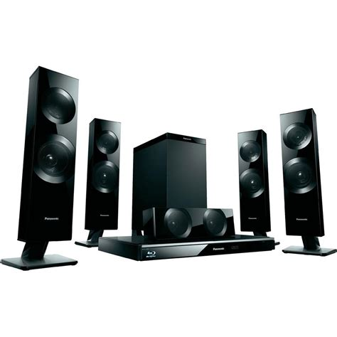 Home Theater System by Panasonic Sc Btt590egk Home Theater System 1000 Black