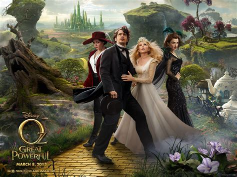Watch Oz Great Powerful 2013 Est100 一些攝影 Some Photos Oz The Great And Powerful 魔境仙踪 奧茲大帝