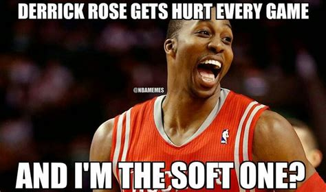 Derek Rose Meme - nba funny moments