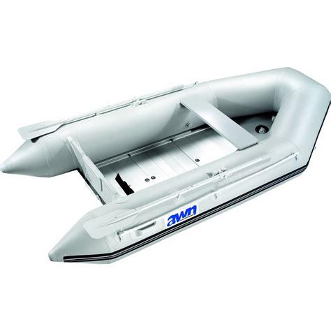 awn tender sportboote alb mit aluminiumboden