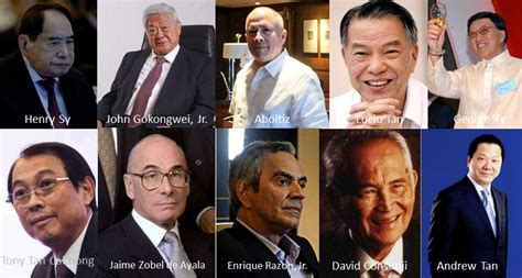 list top 50 forbes richest filipinos for 2016 the summit express
