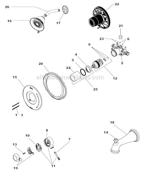 tub parts diagram seat and bathroom faucet diagram seat auto parts