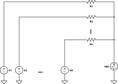 resistor network circuit analysis resistor network circuit analysis 28 images network analysis mcq quiz electronics tutorials