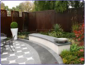 Small Patio Design Ideas Architecture Decorating Small Patio Designs By Retaining Wall And Terrace Garden
