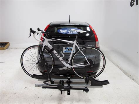Bike Rack Honda Crv by Honda Cr V Thule T2 2 Bike Rack Platform Style Tilting 2 Quot Hitches