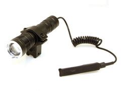 Element Flashlight Diffuser Fm14 1 62inch Black tactical crusader rail mount 600lm cree t6 tac light w