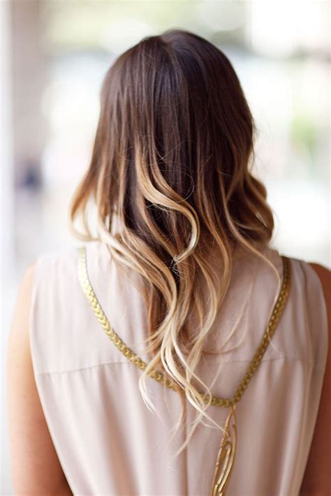 am i too old for ombre hair nyfw 2014 hair trends fashion week hair pinterest