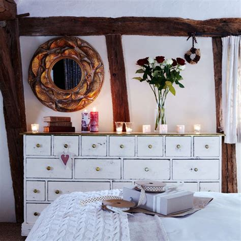 statement bedroom storage christmas country cottage