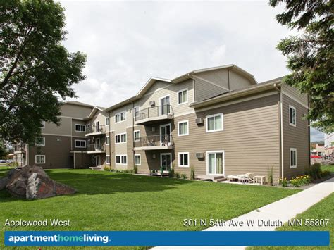 applewood west apartments duluth mn apartments  rent