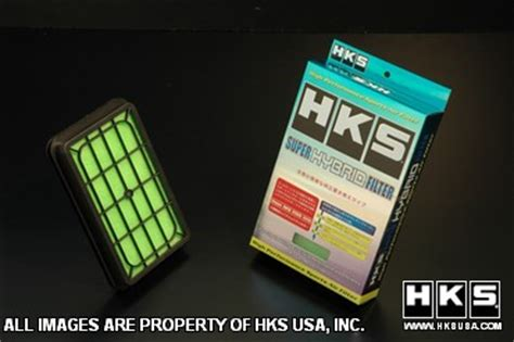Sale Open Filter Hks hks parts for evo x intake pipe exhaust heatshield etc evolutionm mitsubishi lancer and