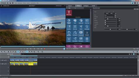 tutorial video deluxe eine 220 bersicht 252 ber alle tutorial videos zu magix video