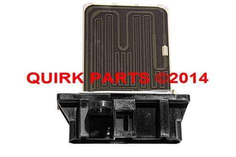 blower motor resistor nissan altima 2006 2002 2003 2004 05 2006 nissan altima blower motor resistor genuine oem brand new ebay